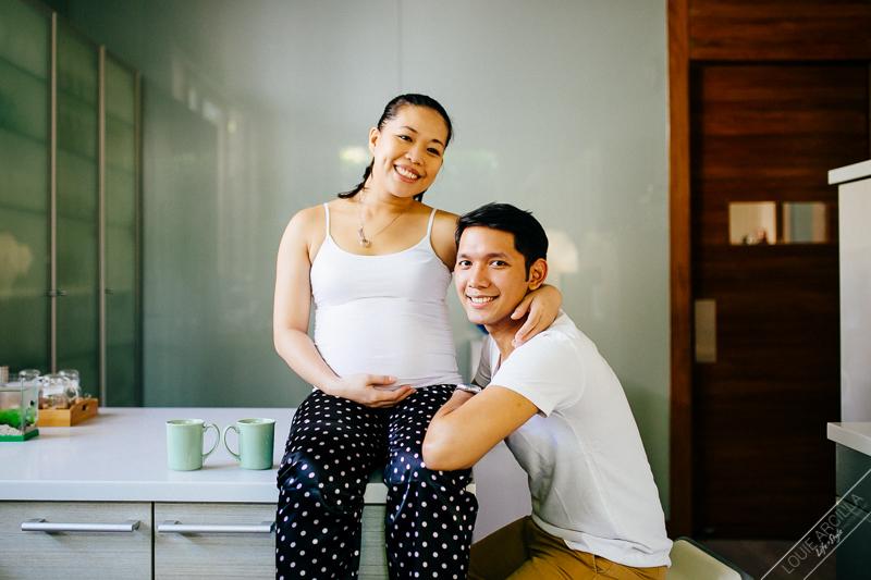 maternity portrait pregnant kris