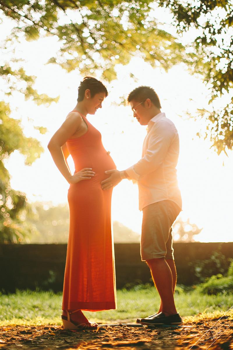 maternity portrait pregnant kath