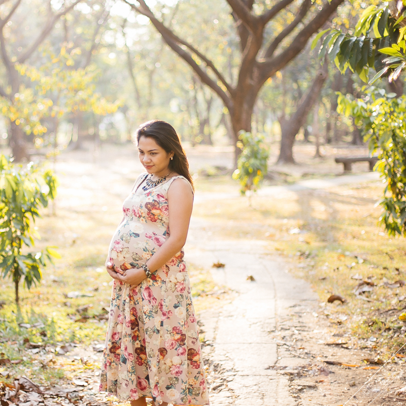 maternity portrait pregnant michelle