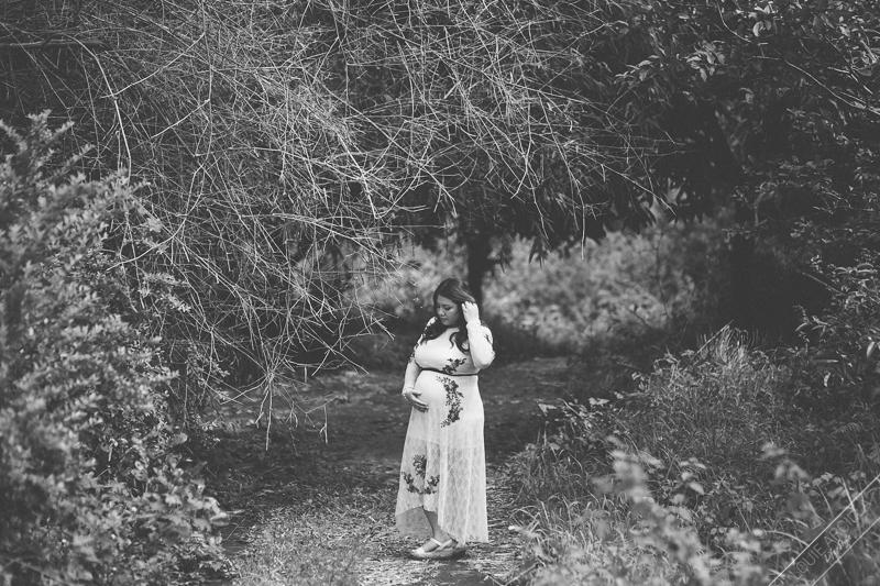 maternity pregnant woman