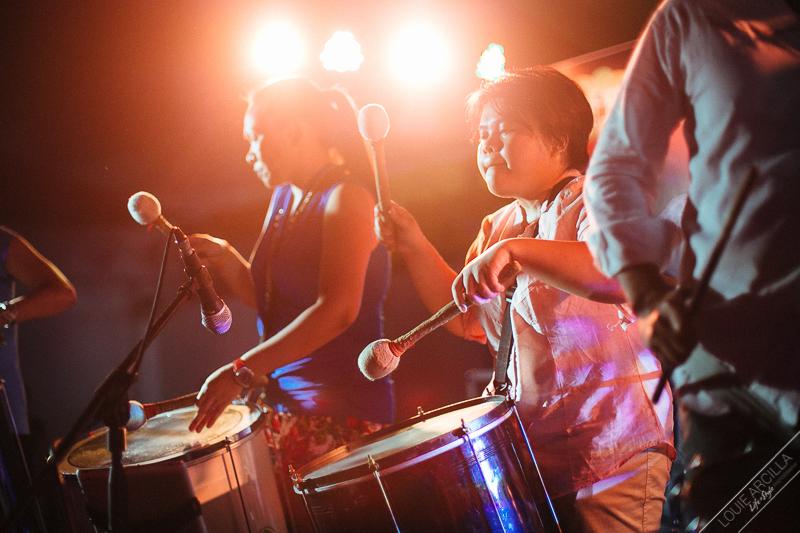 music samba party brigada