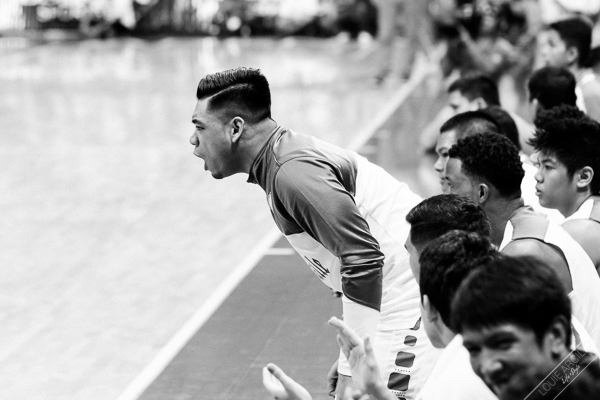 sports photography college basketball uaap season 77