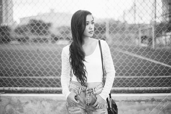 lifestyle fashion portrait lissa
