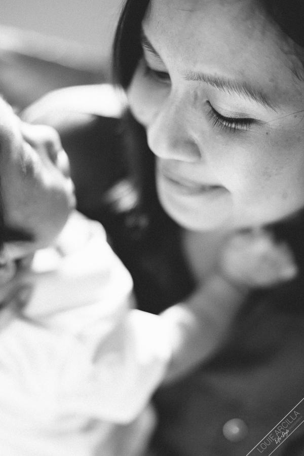 infant portrait baby photo shoot