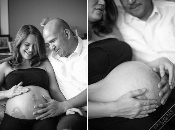 home maternity pregnancy portrait-vanessa-2