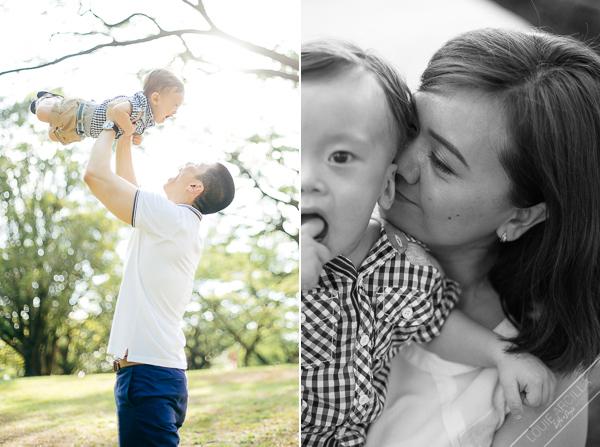 lim family outdoor park portraits 1