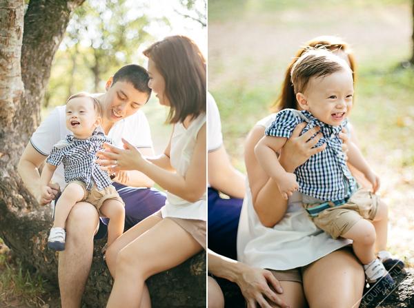 lim family outdoor park portraits 2